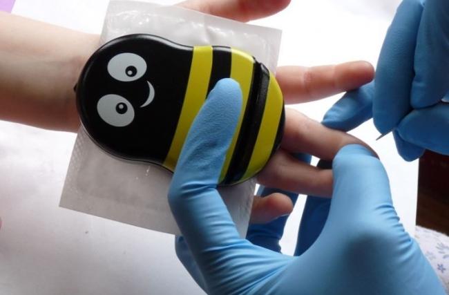 Buzzy – Alívio da dor da aplicação da vacina em até 88%
